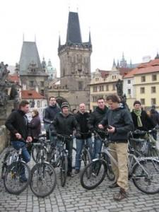 Wat te doen in Praag: Fietsen in Praag