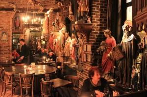 Wat te doen in Antwerpen: Kathedraalcafé