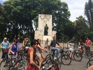 Buenos Aires bezienswaardigheden - Ontdek ze op de fiets met gids