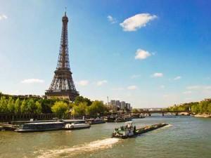 Eiffeltoren incl. bus- en boottour