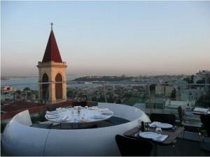 Restaurants in Istanbul - 360 Restaurant