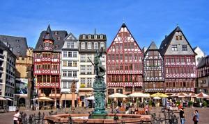 Fietsen in Frankfurt