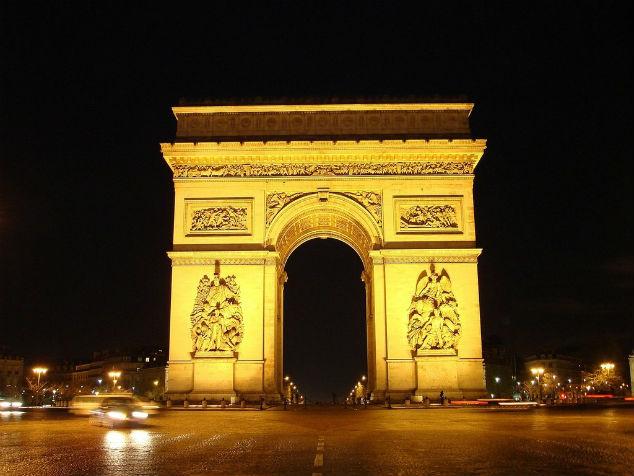 Arc de Triomphe Parijs bezienswaardigheden