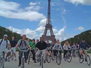 Fietsen in Parijs met gids