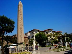 Istanbul bezienswaardigheden Hippodroom