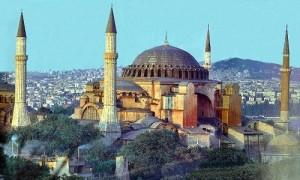 Istanbul bezienswaardigheden Hagia Sofia