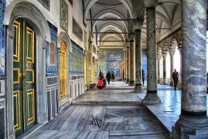 Istanbul bezienswaardigheden Topkapi Paleis