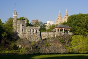 Bezienswaardigheden New York Belvedere Castle