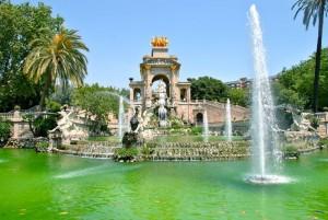 Parc de Ciutadella Barcelona