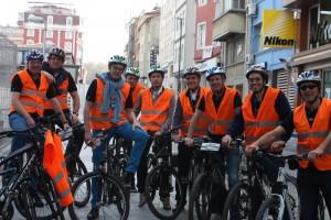 Istanbul tips: Fietsen langs de highlights