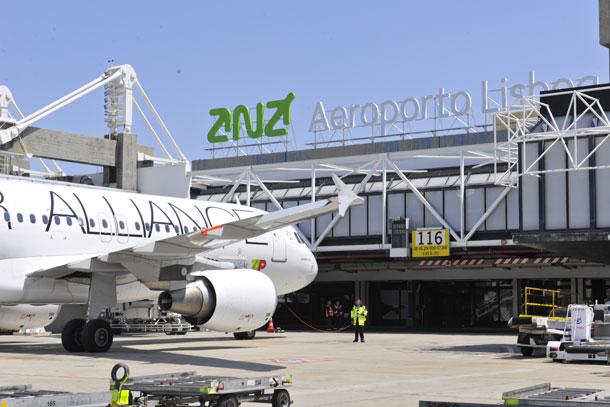 Vliegveld Lissabon: vervoer naar het centrum