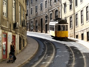Lissabon tips: tram tour