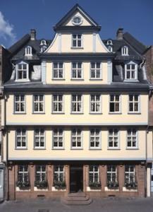 Het Goethe huis