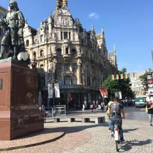 Antwerpen tips: fietsen door de stad
