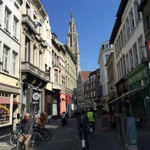 Antwerpen tips: fietstour met gids