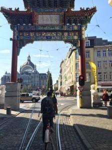 Antwerpen tips: fietsen door Chinatown