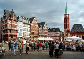 Bezienswaardigheden Frankfurt: tip 1 Römerberg
