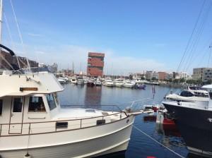 Antwerpen tips: fietsen langs de Schelde