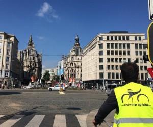 Antwerpen tips: fietsen met gids
