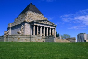 Shrine of Remenbrance