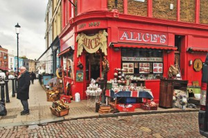 vintage shoppen in londen kom winkelen in londen. Black Bedroom Furniture Sets. Home Design Ideas