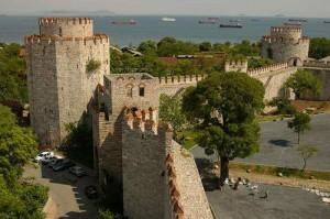 Het kasteel met de zeven torens
