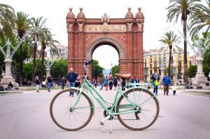 Fahrrad Barcelona