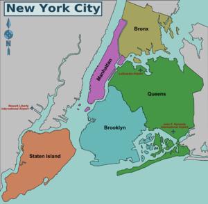 Wijken New York