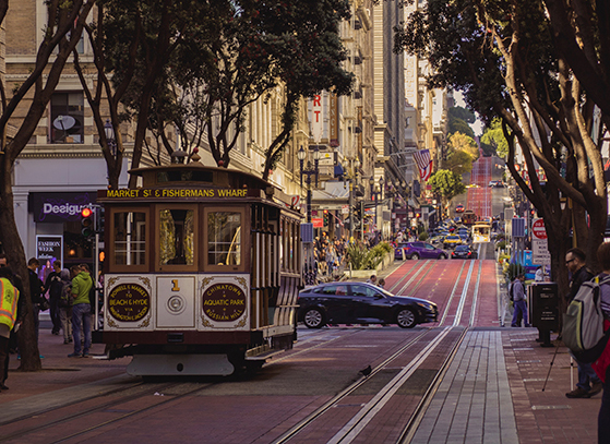 Openbaar vervoer San Francisco
