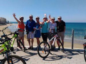 Fietstour in Cadiz