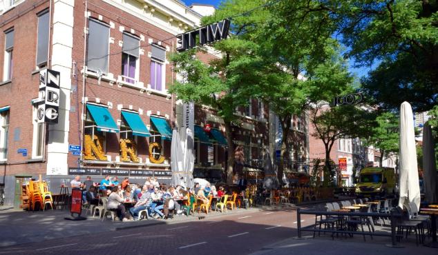 Uitgaan Rotterdam Witte de Withstraat