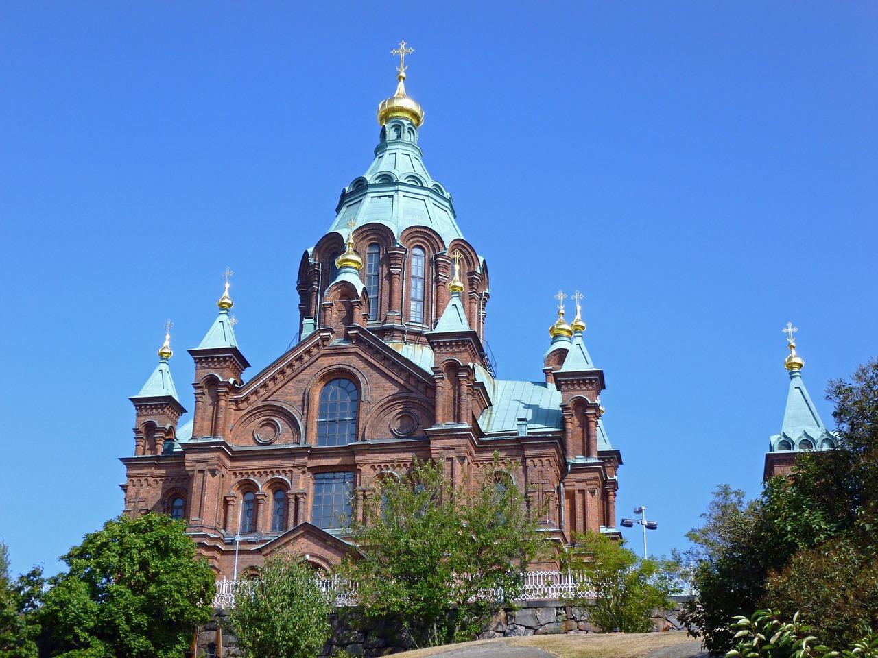 Helsinki Tipps Uspenski Kathedrale
