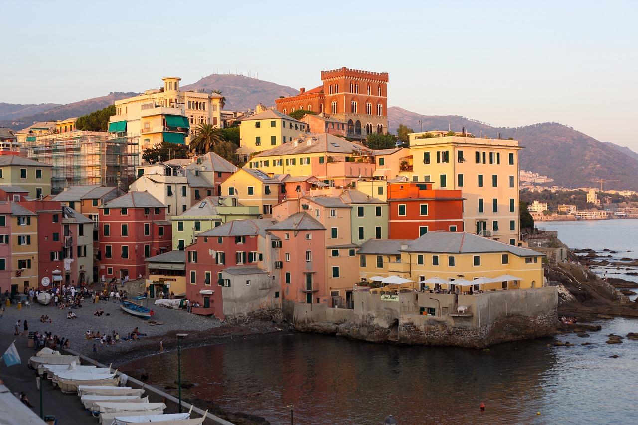 Hotels in Genua