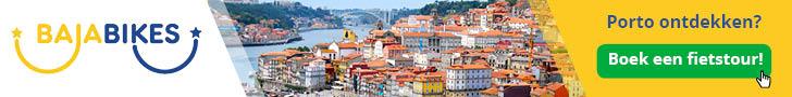 Fietsen in Porto