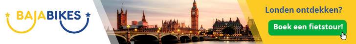 Fietsen in Londen