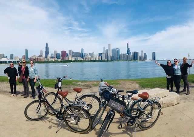 wat te doen in Chicago de highlights fietstour