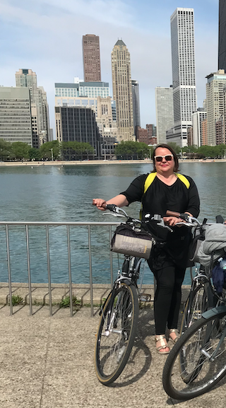 Nederlandse gids Chicago fietstour