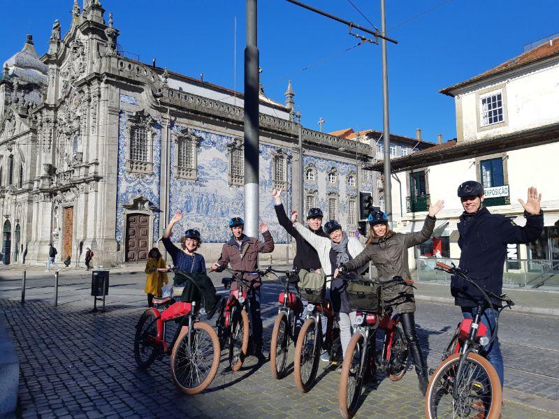 Porto stedentrip fietstour met nederlandse gids