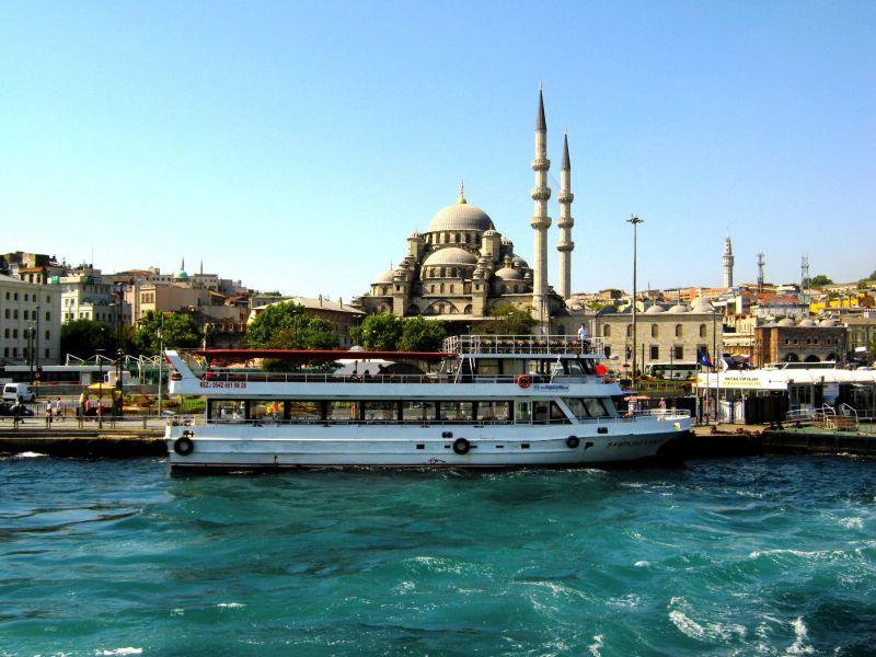 wat te doen in istanbul cruise bosporus