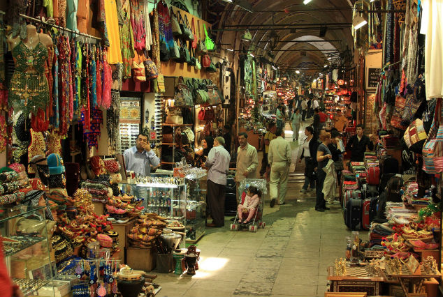 Grand Bazaar wat te doen in Istanbul