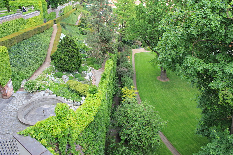 Koninklijke tuinen