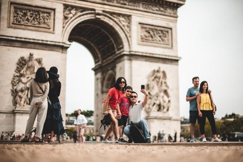 reizen met kinderen naar Parijs