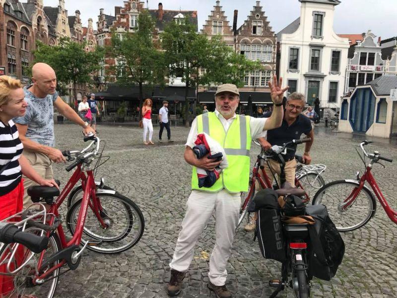 fietstour gent