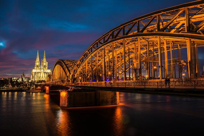 Hohenzollern brug