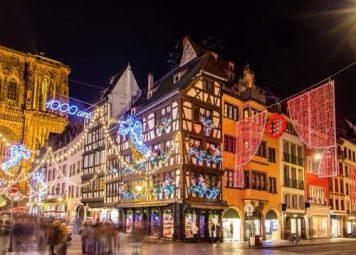 Straatsburg Kerstfietstour
