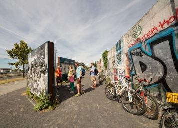 Berlinmuren Cykeltur