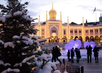 Kopenhagen Kerstspecial Fietstour