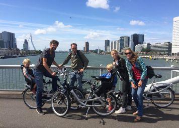 Rotterdam Fietstour: de highlights