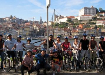 Parken en tuinen Fietstocht Porto