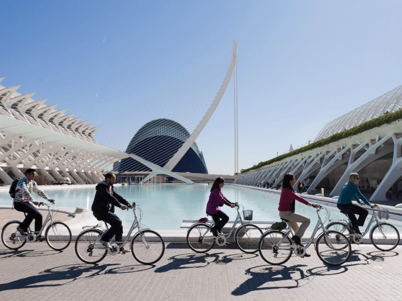 Valencia Student Bike Tour